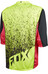 Fox Attack jersey lange mouwen Heren Men geel